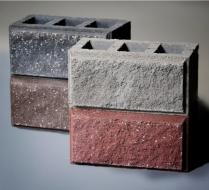 Блок «Рваный строительный односторонний»