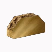 Кирпич тычковой двухугловой «Скала»